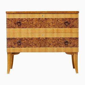 Scandinavian Birch Dresser, 1950s