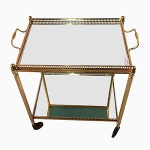 Small Mid-Century Drink Trolley