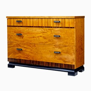 Small Scandinavian Modern Chest of Drawers, 1950s