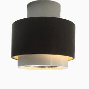 Lampada da soffitto vintage di Louis Kalff per Philips