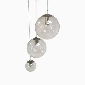 Lampe à Suspension Gouttes de Pluie de Raak, 1960s