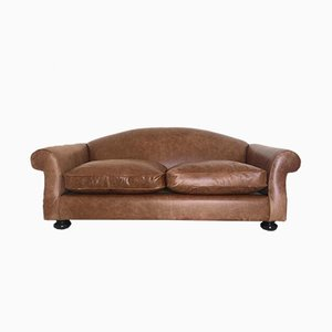 Italian Art Deco Style Sofa, 1950s