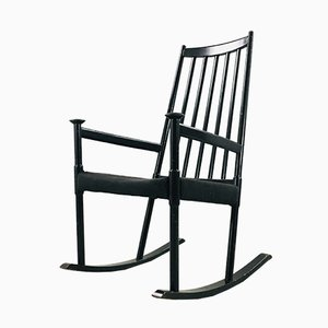 rocking chairs vintage en ligne achetez les rocking chairs vintage sur pamono. Black Bedroom Furniture Sets. Home Design Ideas