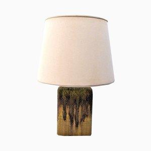 Lampe de Bureau en Céramique par Marcello Fantoni pour en Céramiquehe Fantoni, 1950s