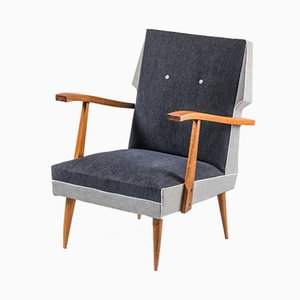 Mid-Century Lounge Chair, 1950s
