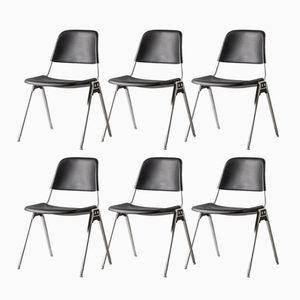 Modell 1601 Stühle von Don Albinson für Knoll, 1960er, 6er Set