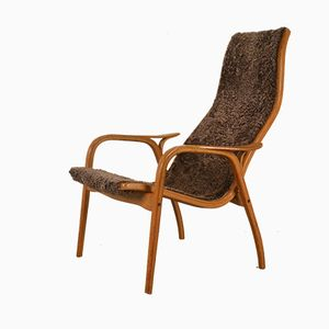 Lamino Armchair by Yngve Ekström for Swedese, 1960s