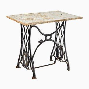 Tavolo da cucito vintage di Husqvarna