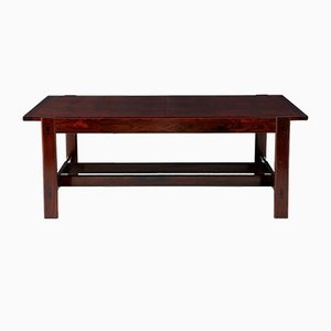Vintage Danish Rosewood Extendable Coffee Table