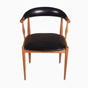 Mid-Century Armlehnstuhl aus Teak von Johannes Andersen