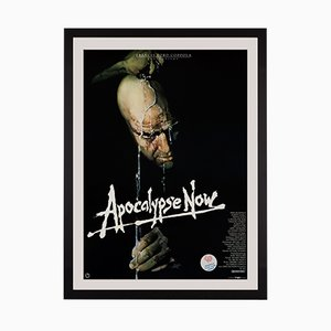Poster del film Apocalypse Now di Bob Peak, Germania, 1979