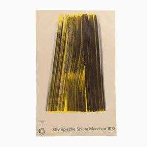 Affiche Jeux Olympiques de Munich, 1972