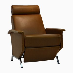 Vintage Lounge Chair by Georges van Rijck for Beaufort, 1960s