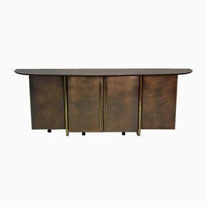 Vintage Brass Sideboard from Belgo Chrom