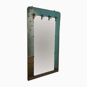 Appendiabiti in specchio e cristallo, anni '60