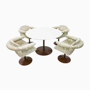 Dining Room Set by Eero Aarnio for Asko, 1970s