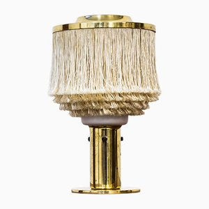 Swedish B145 Fringed Table Lamp by Hans Agne Jakobsson for Hans-Agne Jakobsson AB Markaryd, 1960s