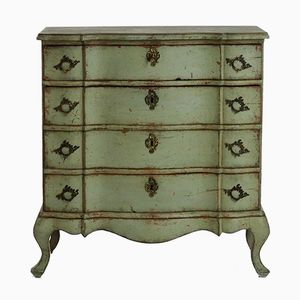 Scandinavian Chest of Drawers, 1780s
