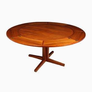 Flip Flap Tisch aus Teak von Dyrlund, 1960er