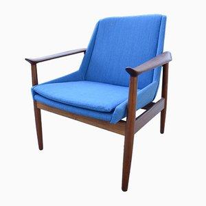 Lounge Chair by Arne Vodder for Slagelse Möbelfabrik, 1959