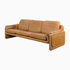 Vintage DS61 3-Sitzer Sofa von de Sede