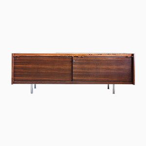 Low Rosewood Sideboard by Sven Ivar Dysthe for Dokka Møbler, 1960s