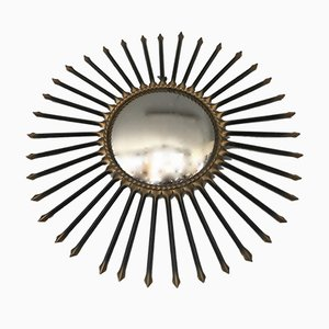 Miroir Sun Vintage en Métal