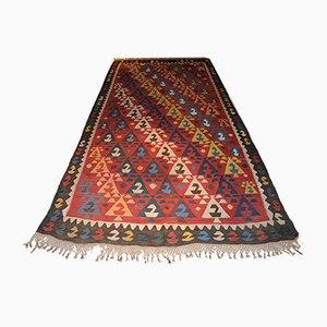 Antique Russian Kelim Carpet
