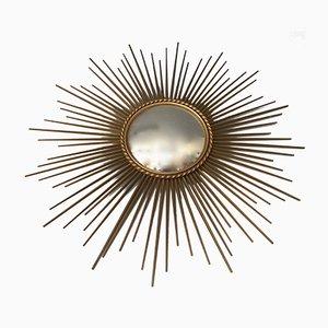 Spiegel in Sonnen-Optik von Chaty Vallauris, 1950er