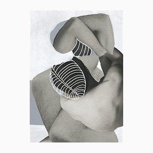 Serigrafía Daemonien de Stefan Gunnesch