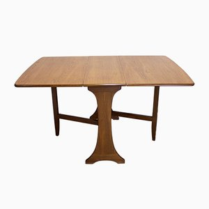 Mid-Century Teak Drop Leaf Dining Table by Victor Wilkins for G-Plan