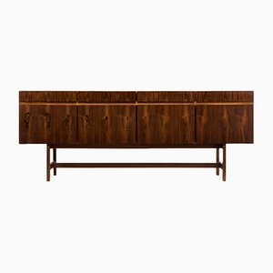 Model FA66 Rosewood Credenza by Ib Kofod Larsen for Faarup, 1960s
