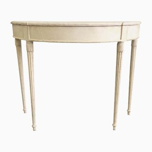 Antique Gustavian Console Table, 1850s
