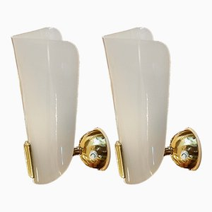 Wall Sconces by Rupert Nikoll, 1950, Set of 2