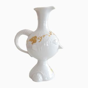 Vintage Faces Vase by Björn Wiinbald for Rosenthal Studio Line