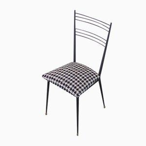 Französischer Beistellstuhl, 1950er