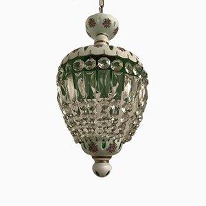 Venezianische Vintage Hängelampe aus Muranoglas