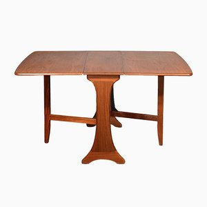 Mid-Century Drop Leaf Table by Ib Kofod-Larsen for G-Plan