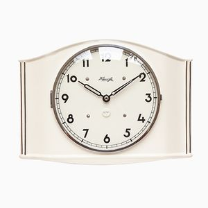 Art Deco Wall Clock from Kienzle, 1940s