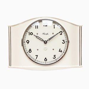 Horloge Murale Art Deco de Kienzle, 1940s