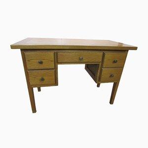 Oak Desk, 1970s