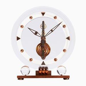 Orologio da camino Art Déco di Jaeger-LeCoultre, anni '30