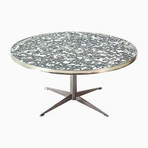 Tavolino rotondo, anni '60