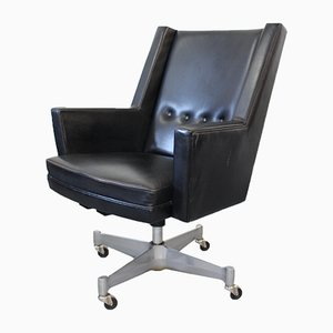 Vintage Executive 5871 Swivel Chair by George Nelson for Herman Miller