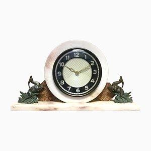 Reloj de chimenea, años 30