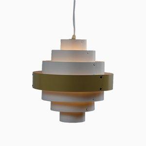 Dänische Deckenlampe von Brylle & Jacobsen, 1960er