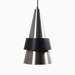 Lampe à Suspension Corona par Jo Hammerborg pour Fog & Mørup, 1960s