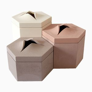 Vases Teumsae par Extra&ordinary Design, Set de 3