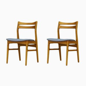 Chaises Scandinaves Vintage, Set de 2