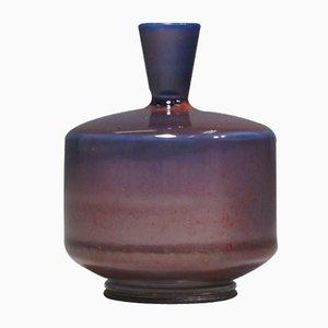Vase aus Steingut von Berndt Friberg für Gustavsberg, 1941